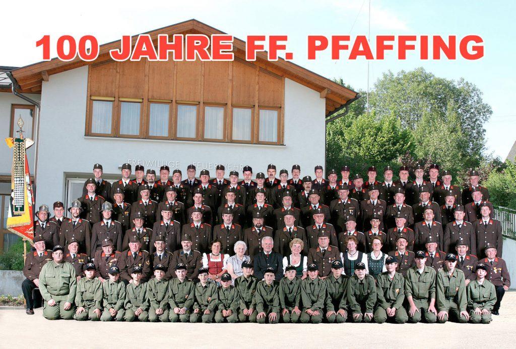 Mannschaft FF-Pfaffing